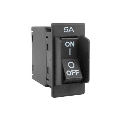 5,10,15,25,30A Circuit Breakers, MUST specify in Order Comments