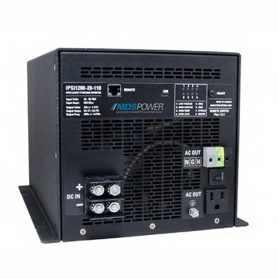 IPSi Inverter 12VDC 1200W