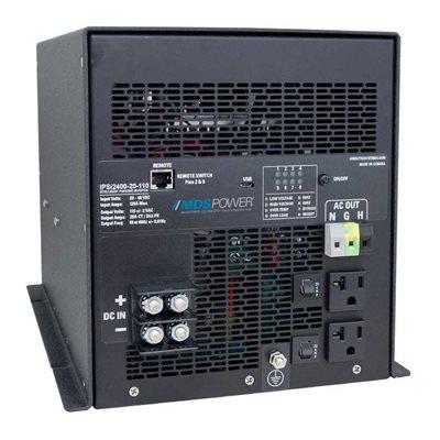 IPSI Inversor 24VCC 2400W