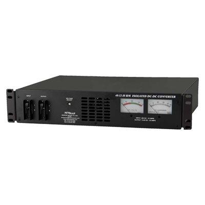 Convertidor CC/CC Montable en rack 48VCC a 12VCC 30A