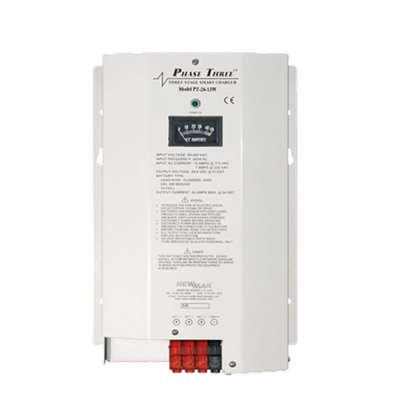 Newmar Phase Three Battery Charger 12VDC 7A