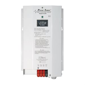 Newmar Phase Three Battery Charger 12VDC 25A